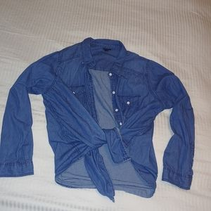 torrid Tops - Torrid Jean shirt size 2
